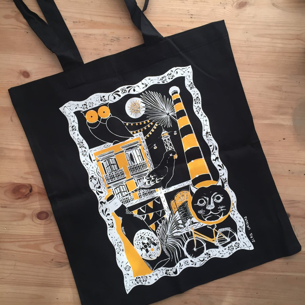 Image of Barcelona Alternative Symbolism TOTE BAG