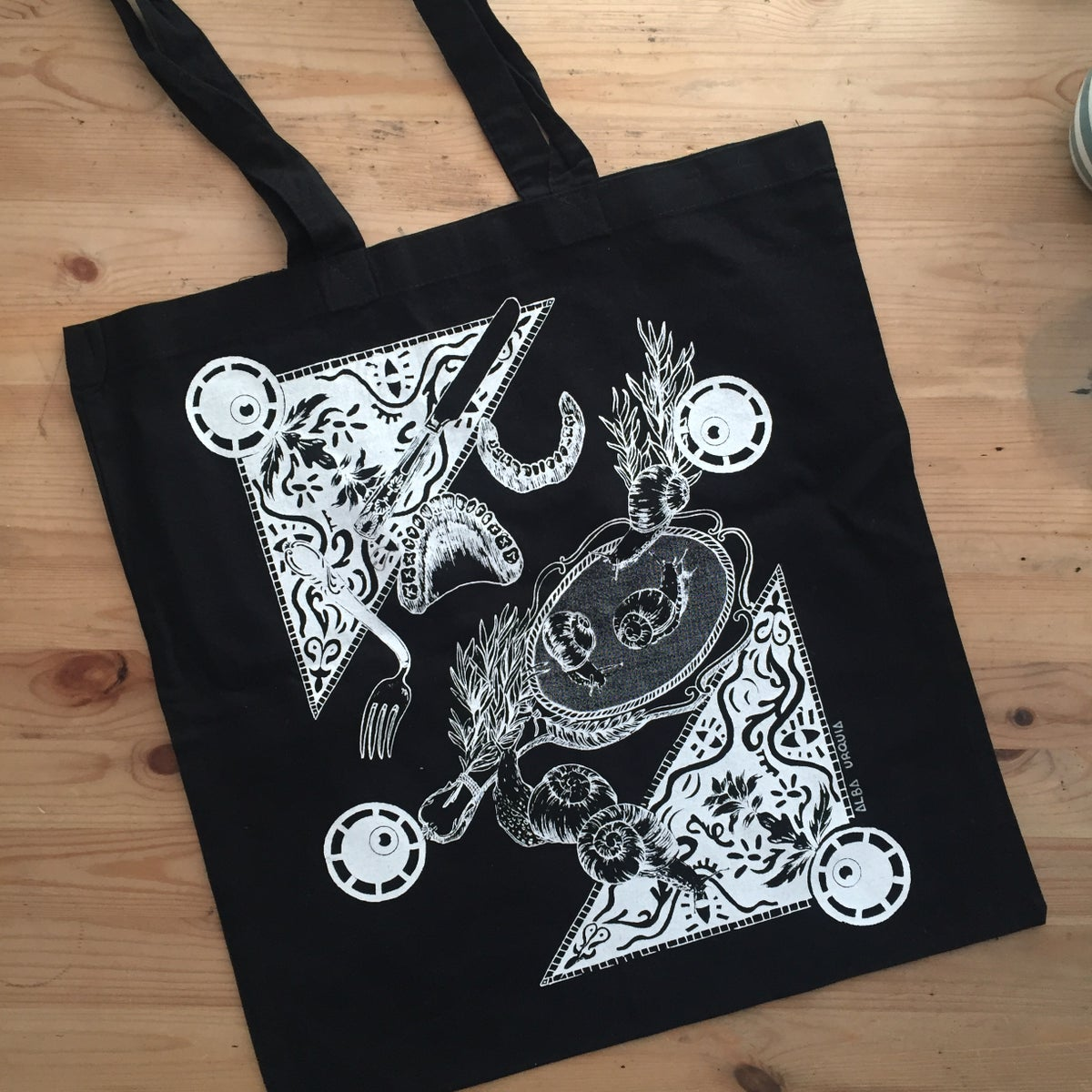Image of Hunger Tote Bag