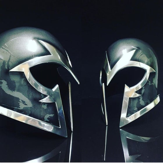 Image of Magneto Helmet