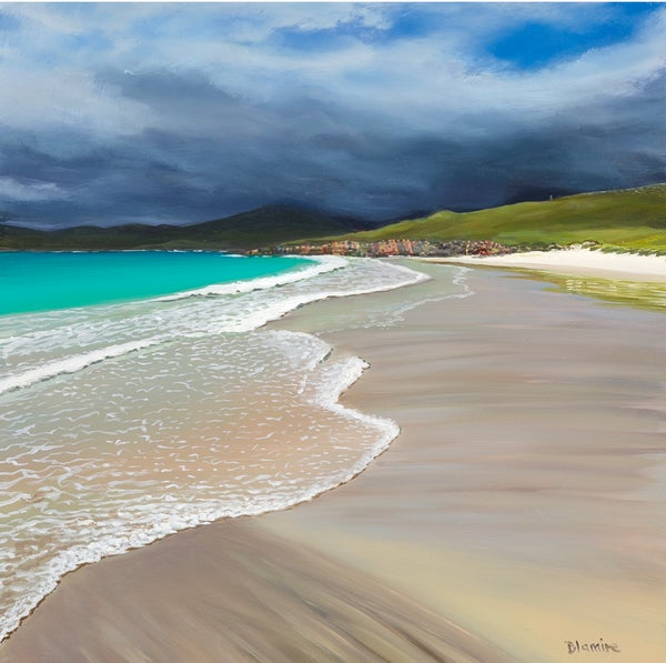 Image of Nisabost Harris giclee print