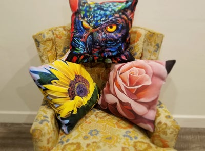 Image of Throw Pillows