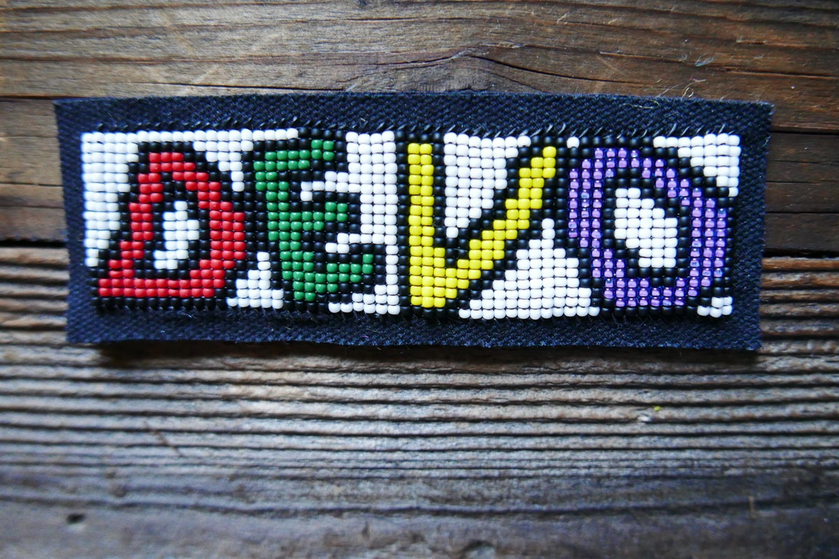 Image of DEVO patch