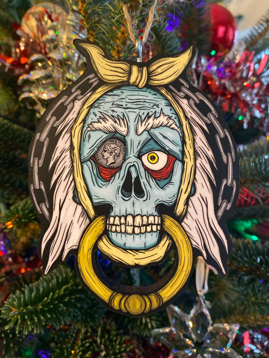 Image of Jacob Marley Ornament