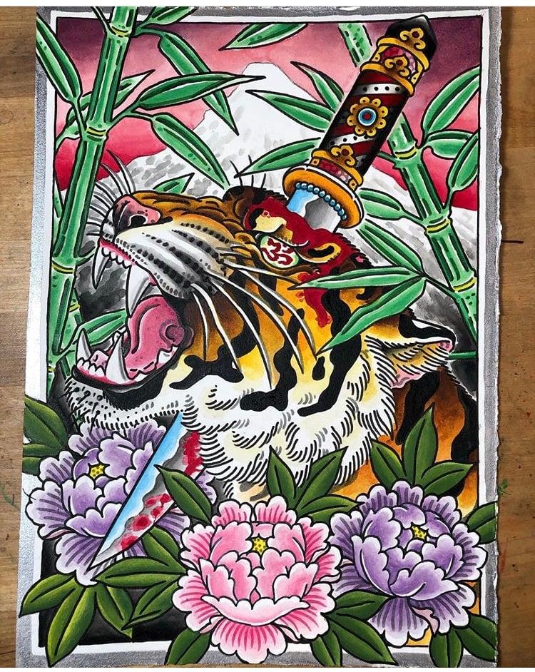 Image of OM Tiger