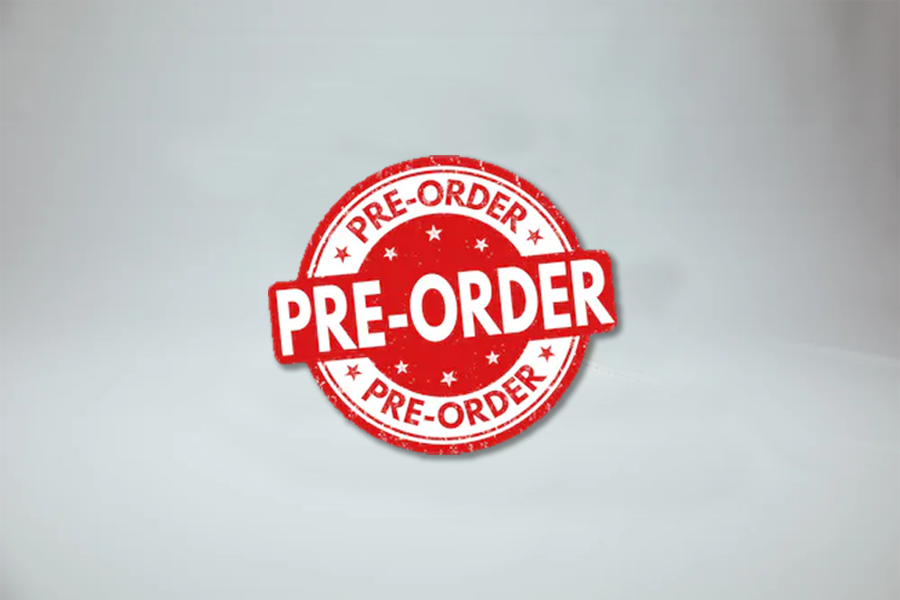 Image of ALLSOLEDOUT - PreOrders