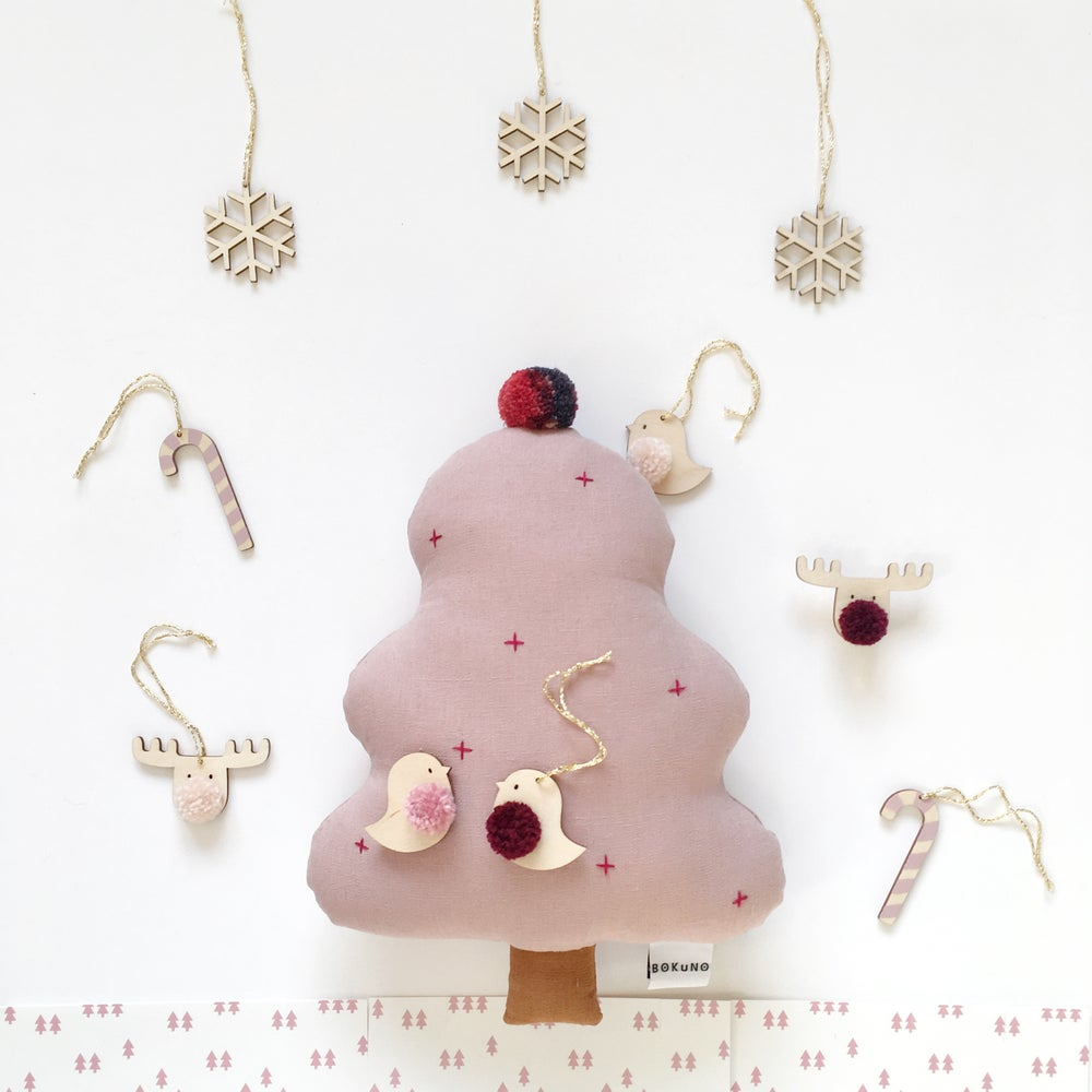Image of Flake & Candy Mini Decoration Pack
