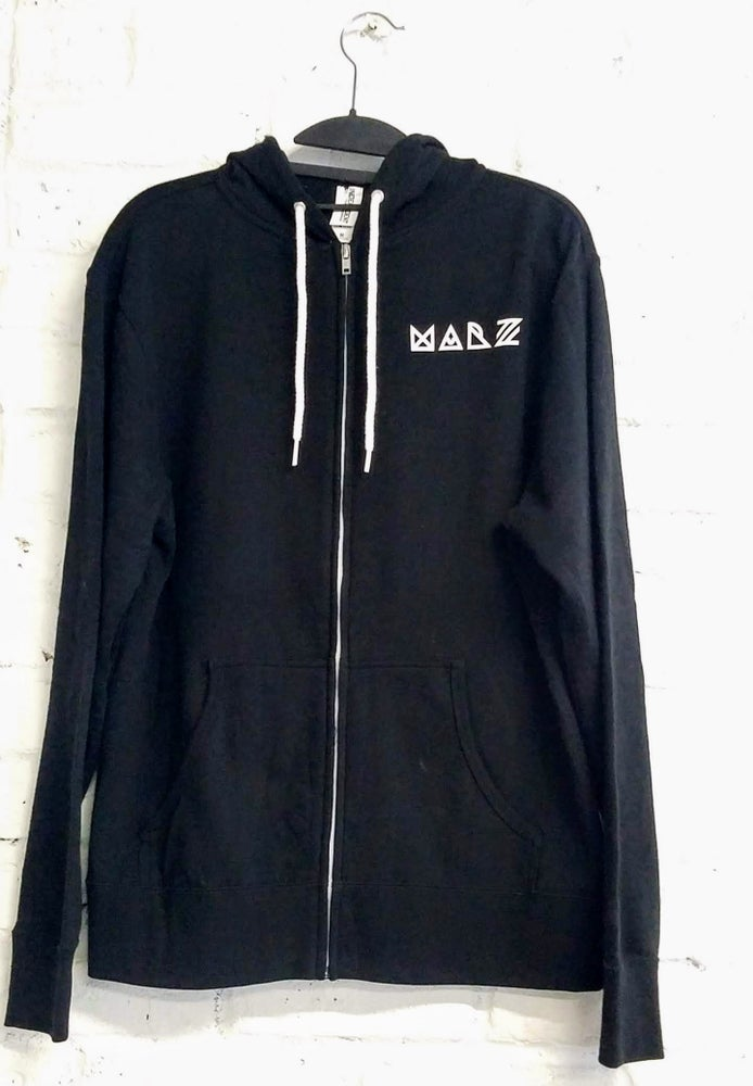 Image of Second Edition Marz Hoodie