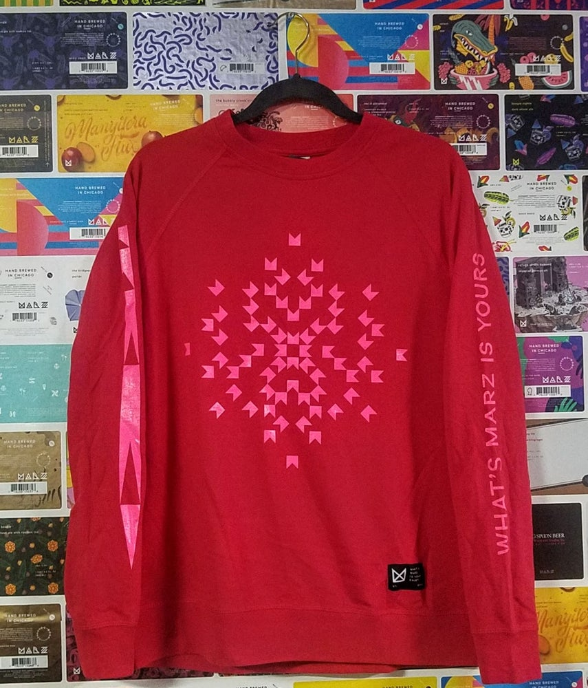 Image of What's Marz Is Yours Longsleeve Shirt