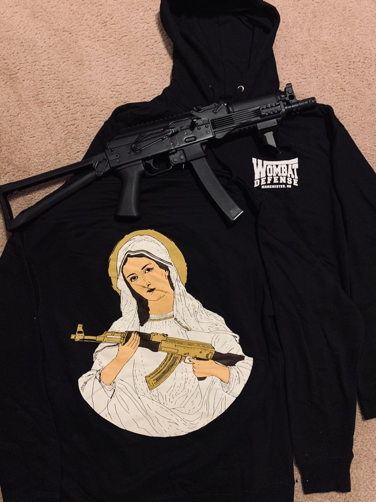 Image of Our Lady Hoodie