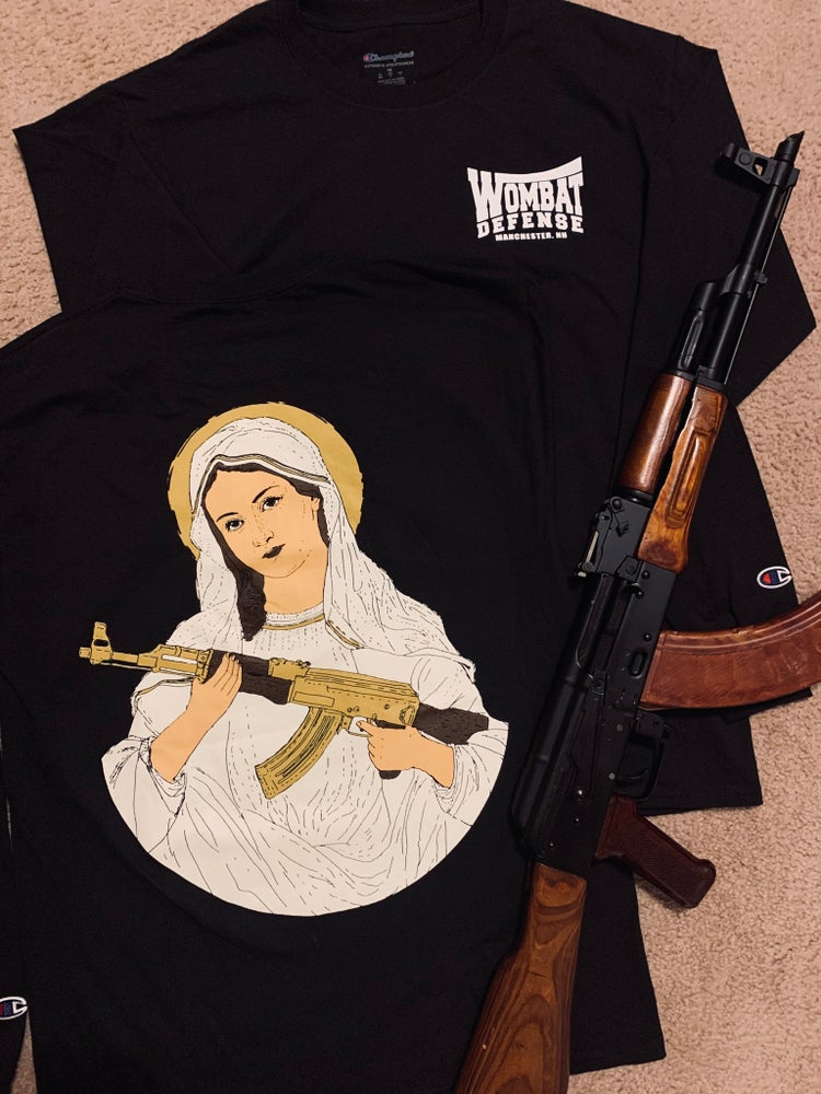 Image of Our Lady Longsleeve