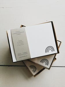 Image of CASUAL CORRESPONDENCE CARDS