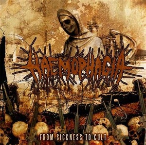 """Image of HAEMOPHAGIA:""""FROM SICKNESS TO CULT"""" CD"""