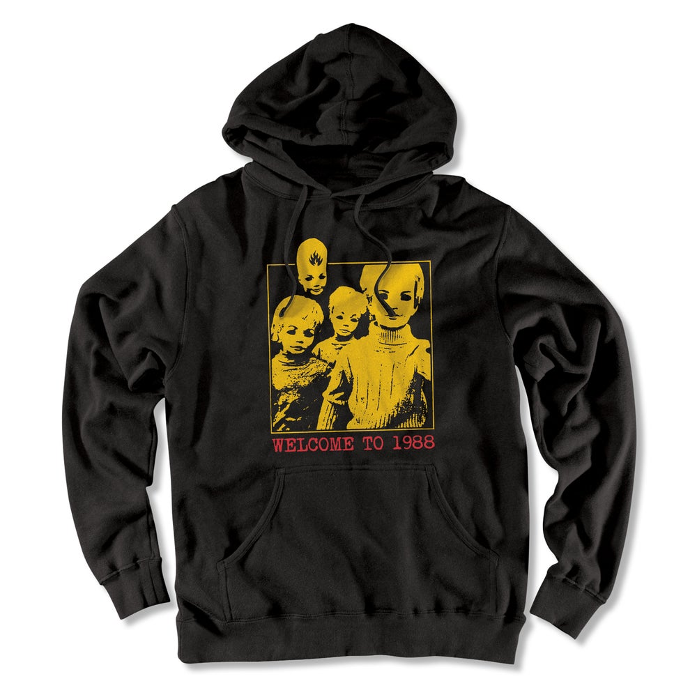 "Image of ""Welcome to 1988"" Hoody"
