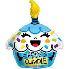 Image of Feliz Cumple Blue Bundle