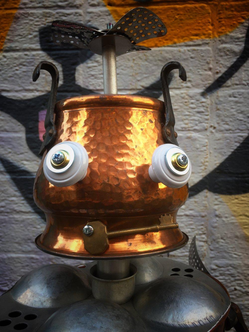Image of Cassy Copperbottom