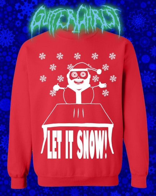 Image of LET IT SNOW SWEATER (SHIPS DEC 18TH)