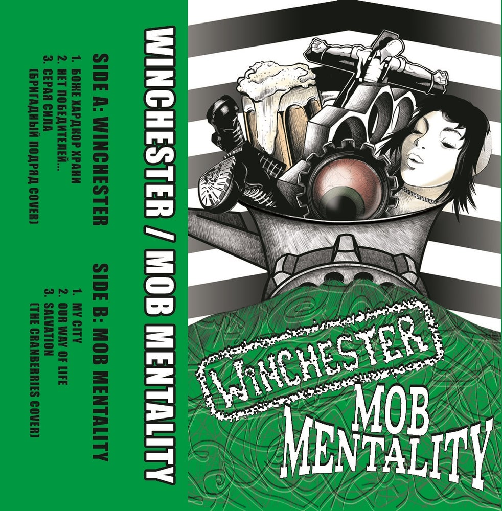 """Image of Winchester / Mob Mentality """"Winchester / Mob Mentality"""""""
