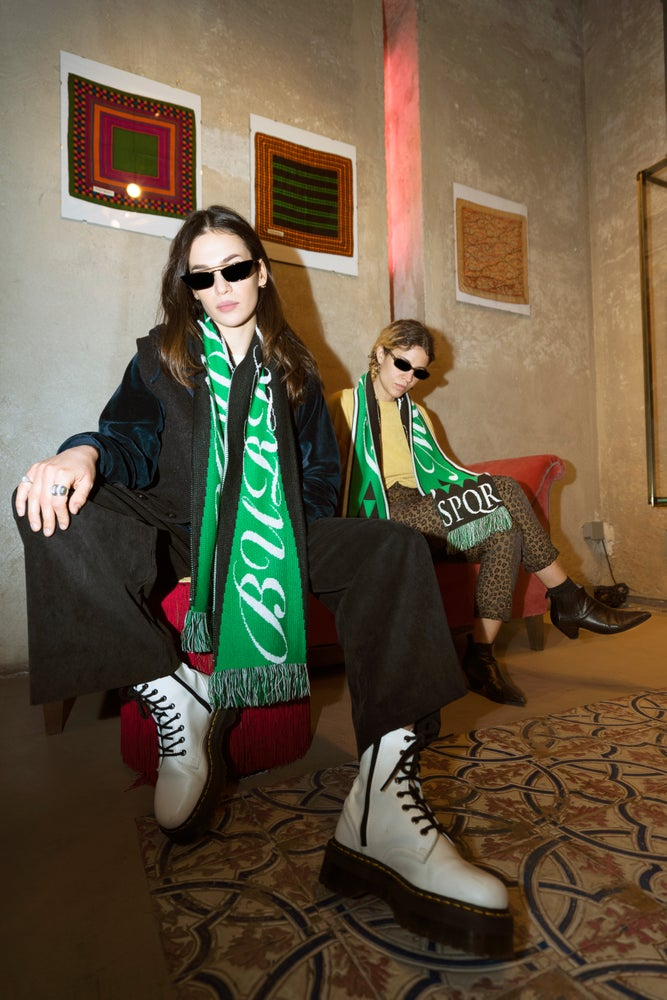 Image of BS Roma Addosso Scarves