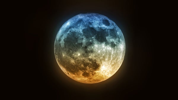 Image of Full Moon Meditation Workshop