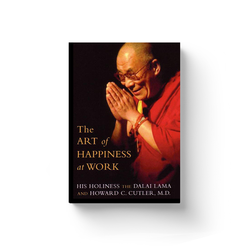 Image of The Art Of Happiness At Work – 14th Dalai Lama and Howard C. Cutler