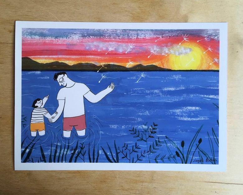 Image of Mum's Jumper giclee print