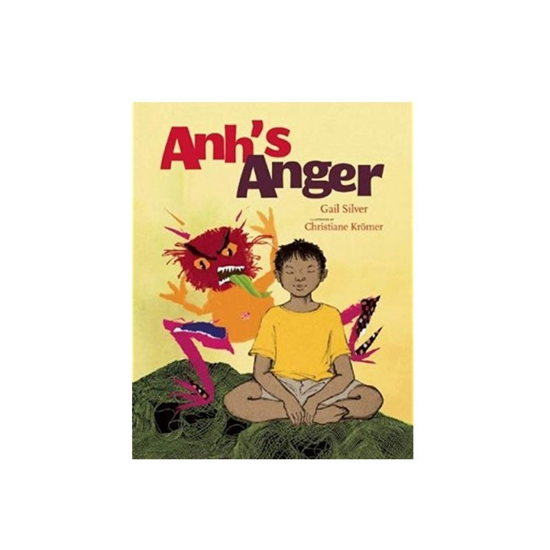 Image of Ahn's Anger – Hardcover