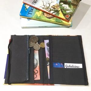 Image of Wizard of Oz, Blinky Bill, Frankenstein Book Wallets