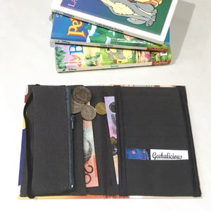 Image of Peter Pan, Bambi, Lady and the Tramp Book Wallets