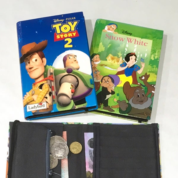 Image of Toy Story, Snow White Book Wallets