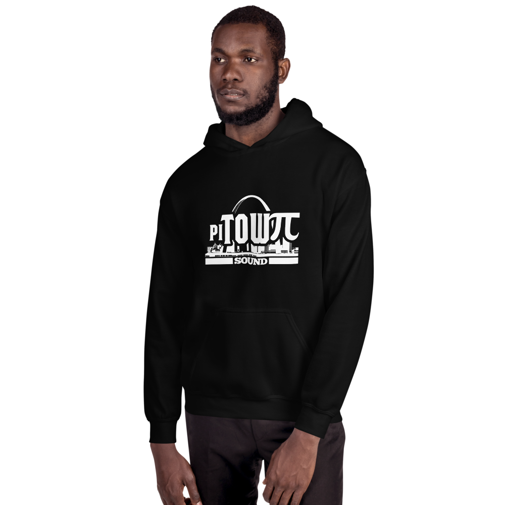 Image of Pi Town Sound Hoodie