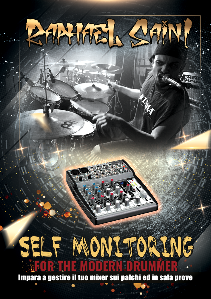 Image of SELF MONITORING FOR THE MODERN DRUMMER - DIGITAL DOWNLOAD