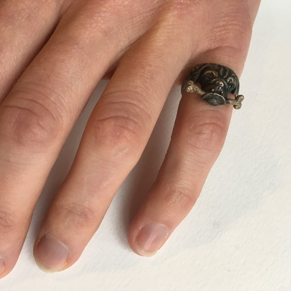 Image of Bones Ring