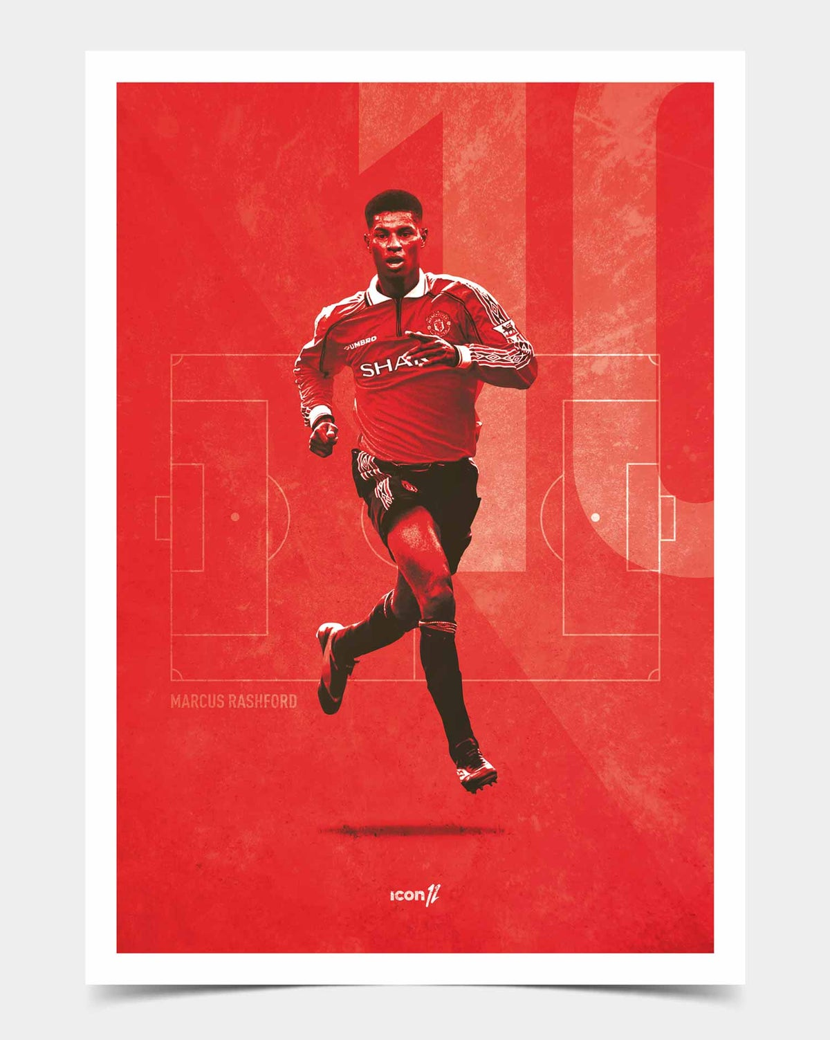 Image of Rashford Throwback 2.0