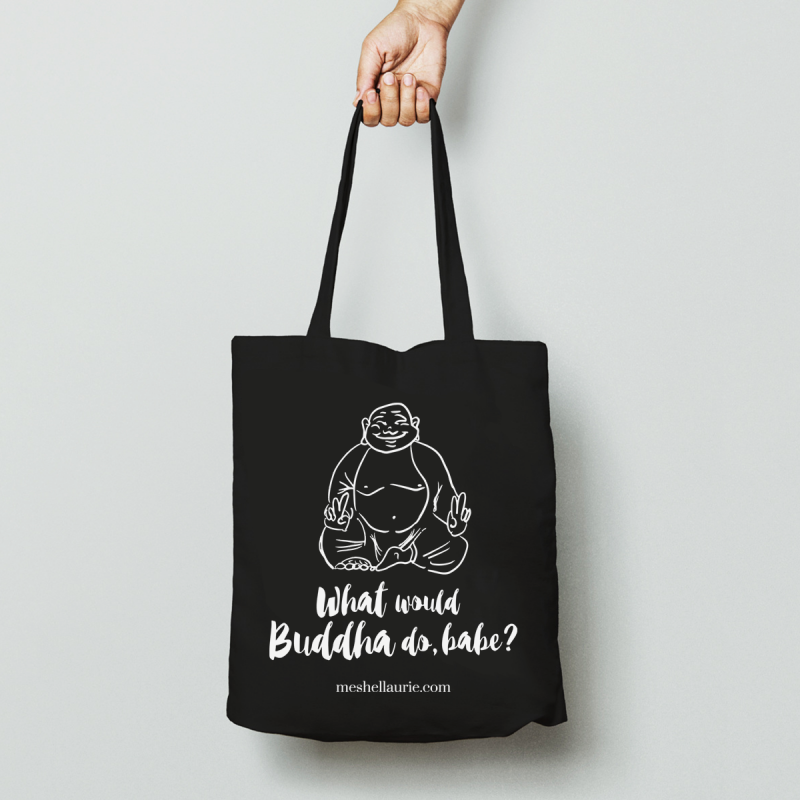 Image of Meshel Laurie Tote Bag
