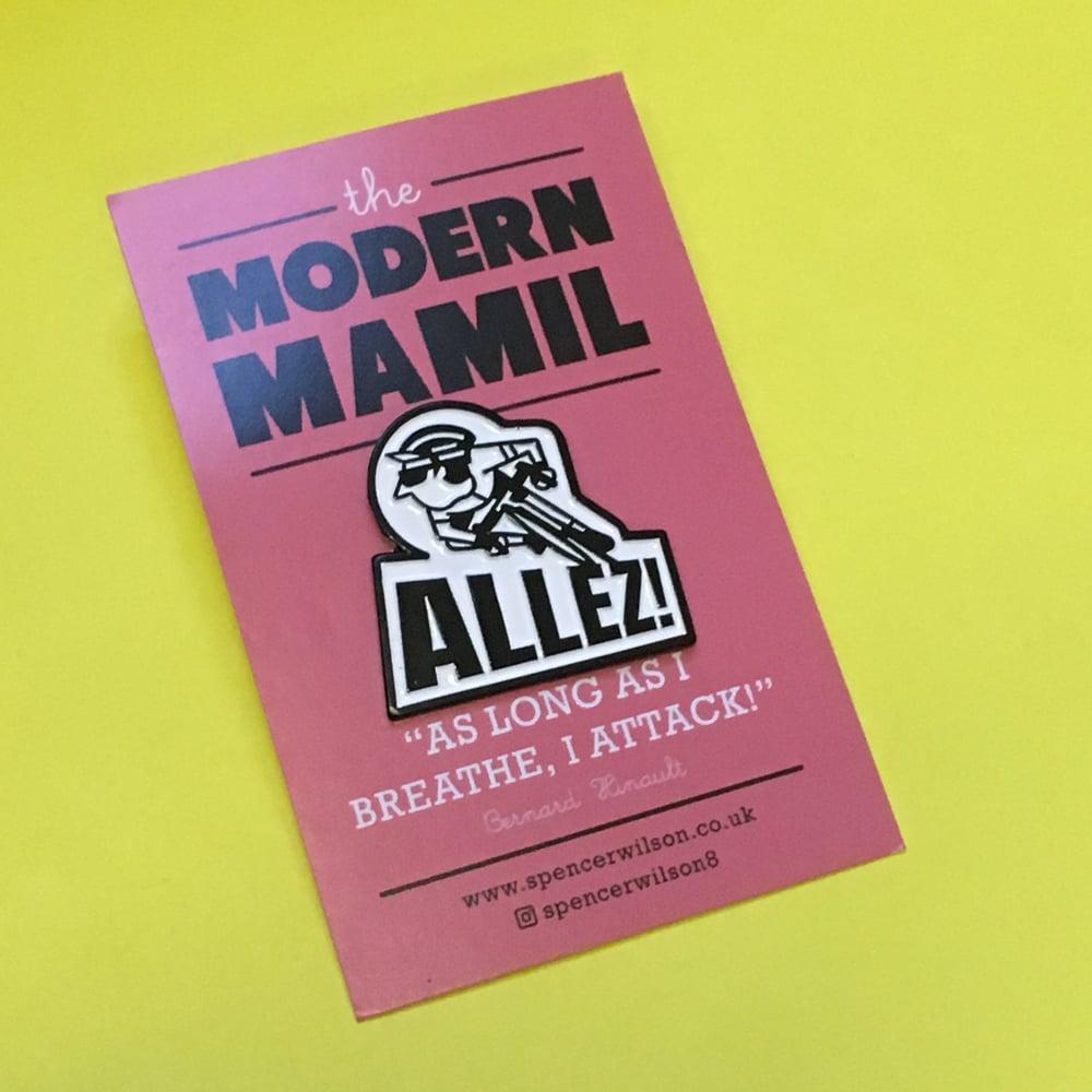 Image of ALLEZ! - pin