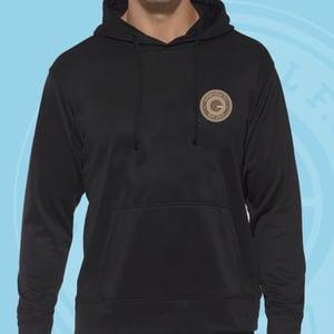 Image of Open Goal FC Hoodie (Black)