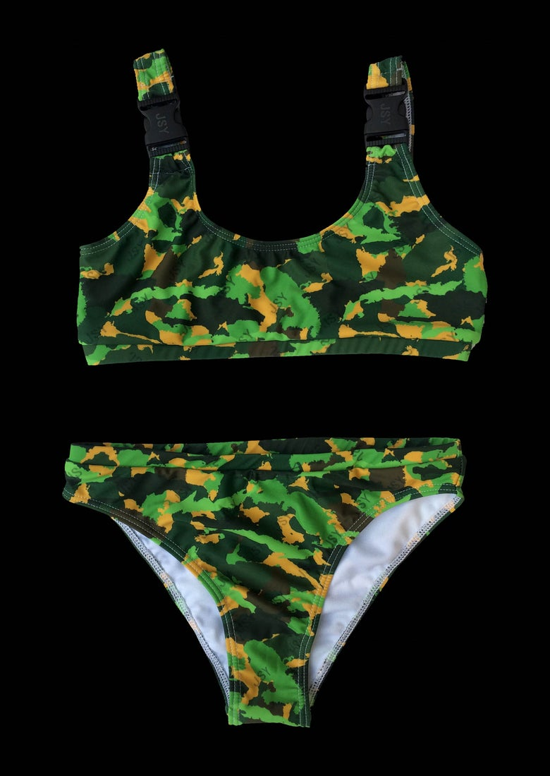 Image of CAMO WI SWIMWEAR