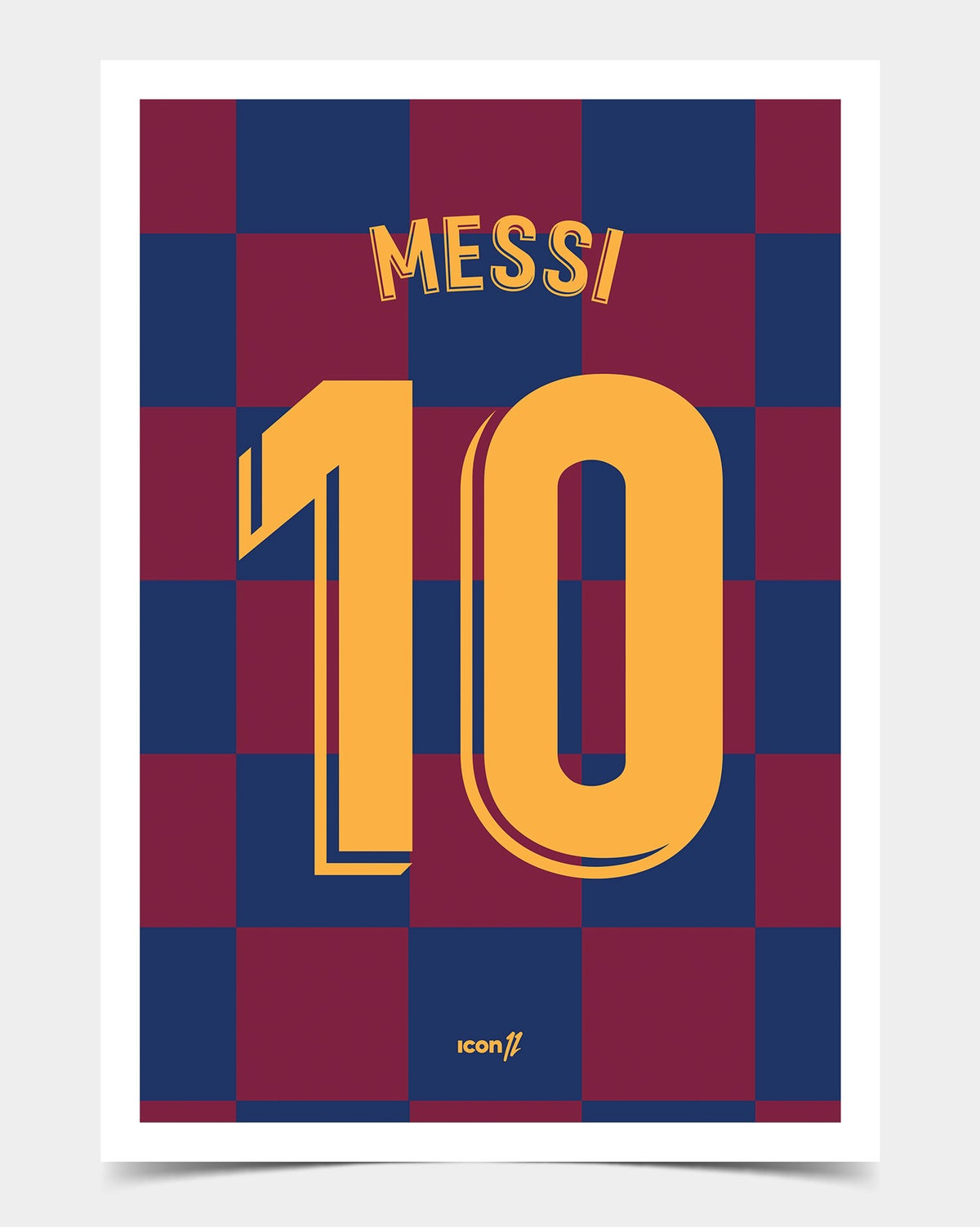 Image of Messi Shirt