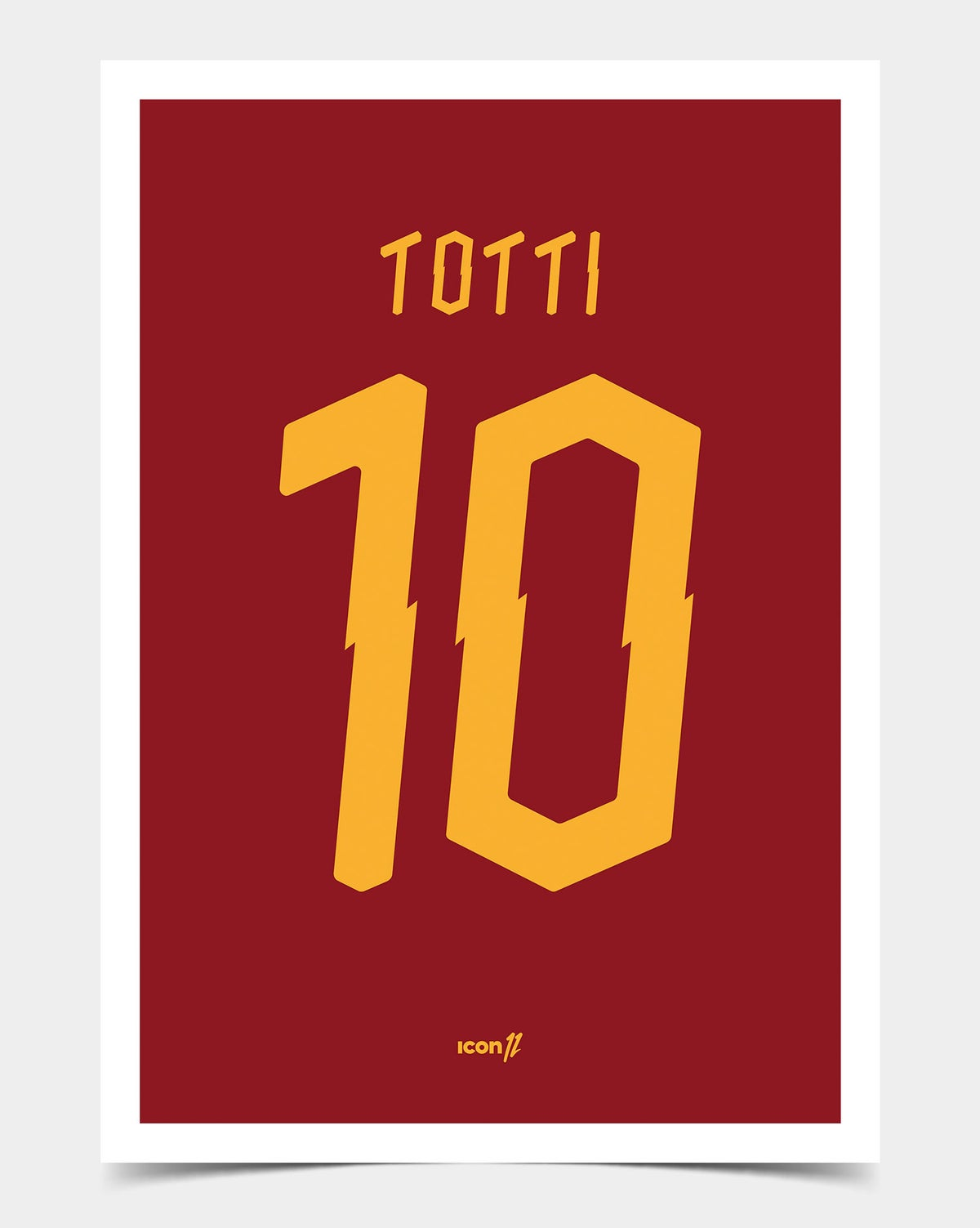 Image of Totti Shirt