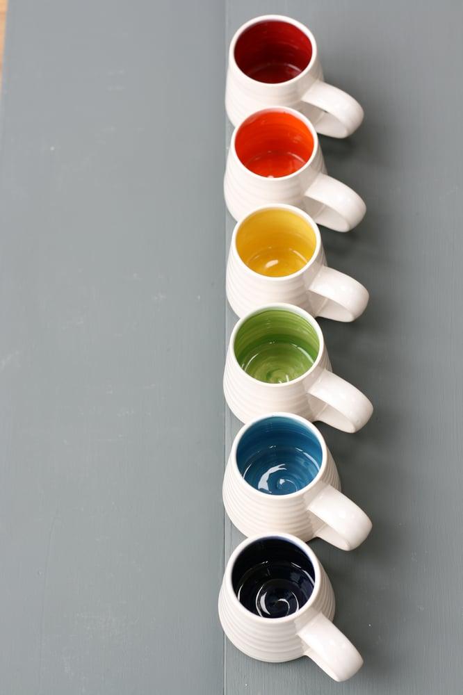 Image of Rainbow Espresso Cup