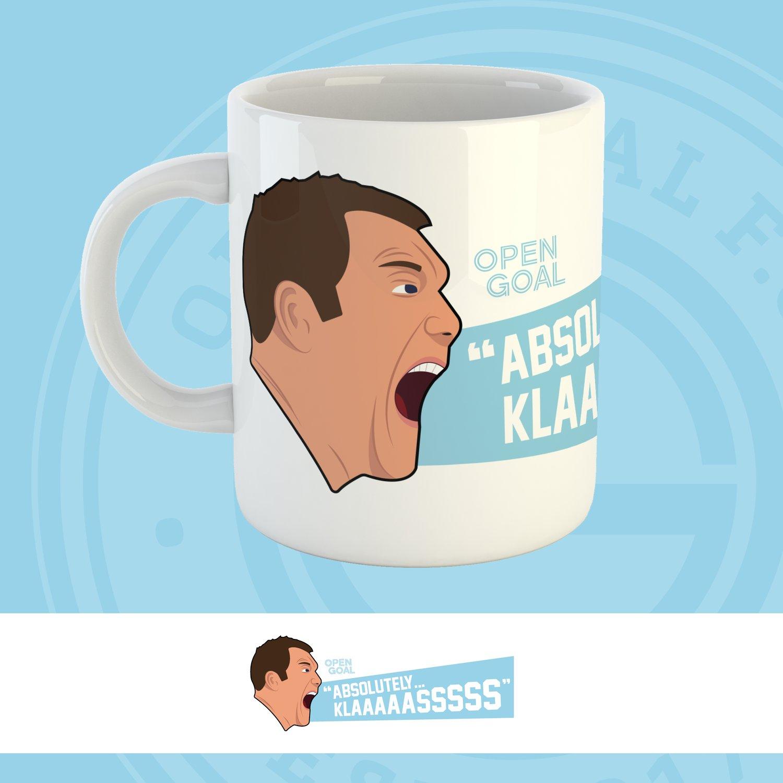 Image of Absolutely Klaaassss! - Open Goal Mug