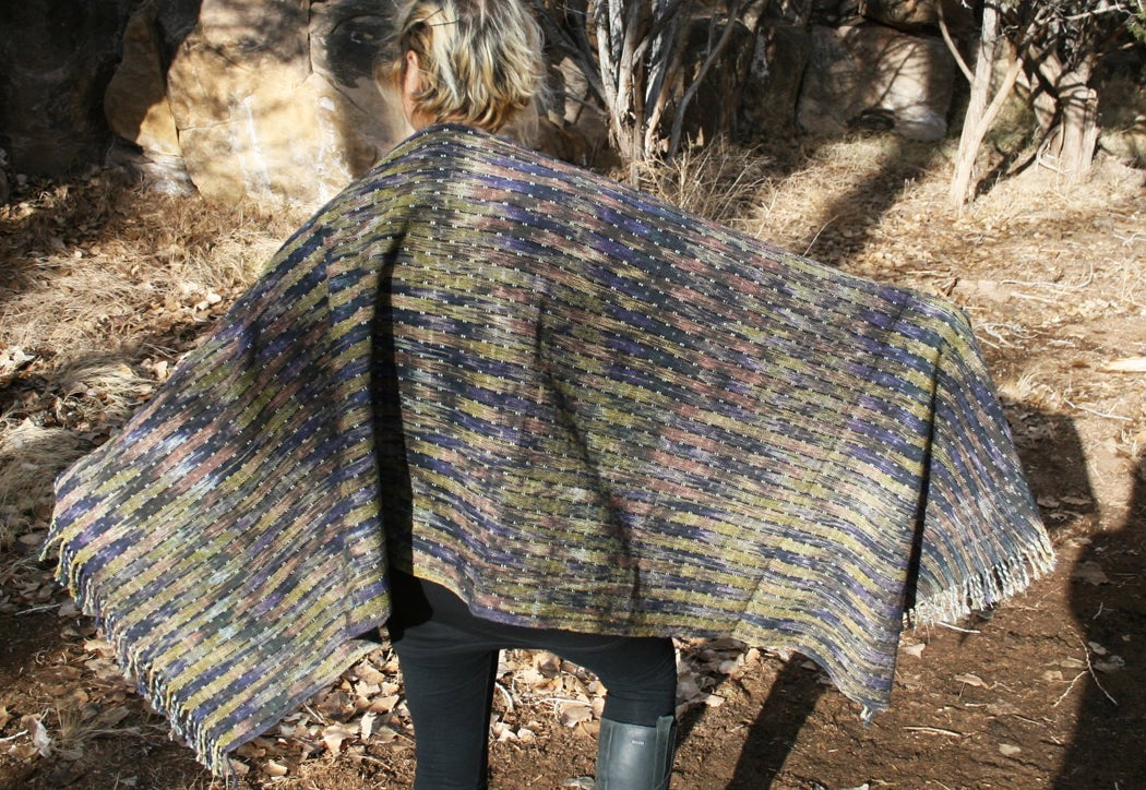 Image of Muskeg Two Sided Shawls