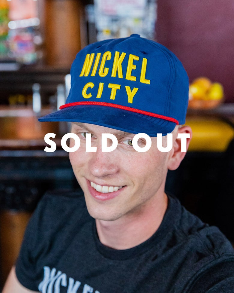 Image of Nickel City Rope Hat