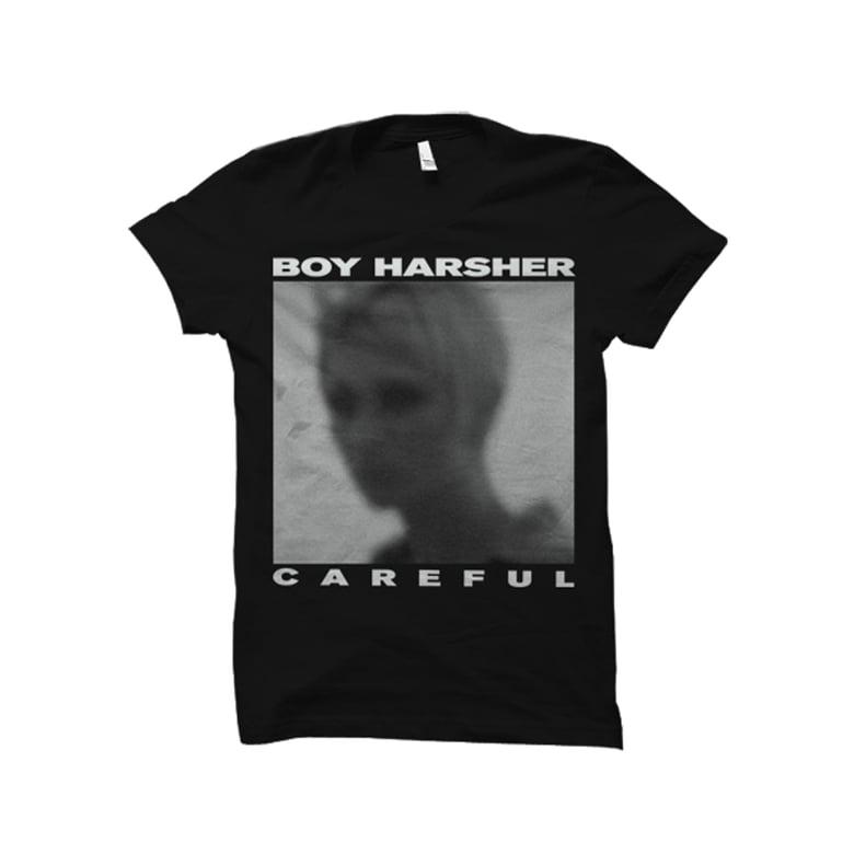 Image of CAREFUL FACE T-shirt