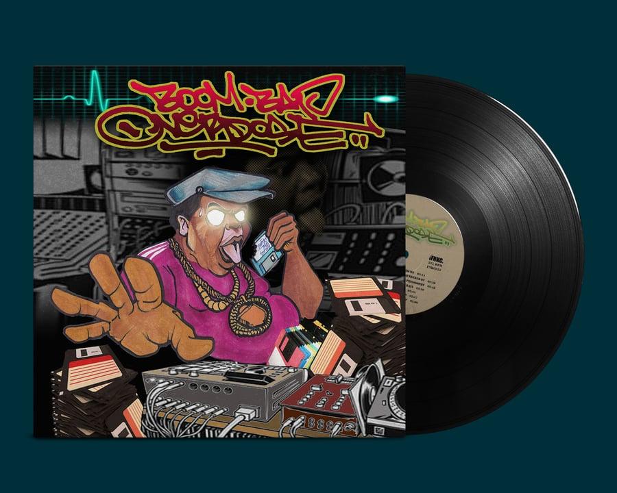 "Image of Various Artists - Boom Bap Overdose (12"" Vinyl)"