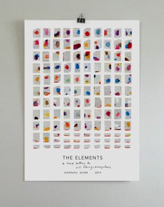 Image of Elements Poster