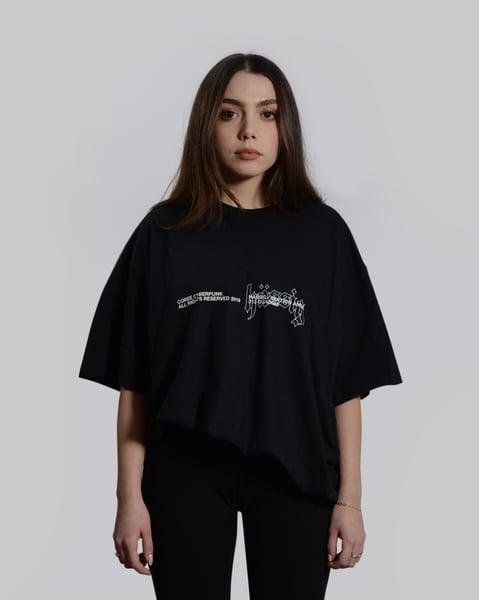 Image of cyberpunk shirt