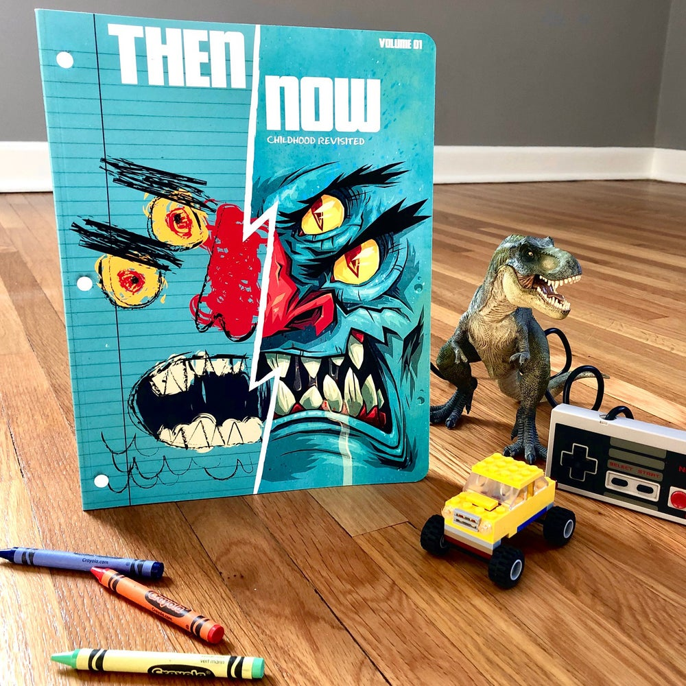 Image of Then/Now: Childhood Revisited Volume 1
