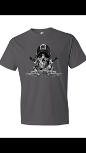 """Image of BD """"THIS IS GONNA HURT LIKE HELL"""" UNISEX SHIRT (GREY)"""