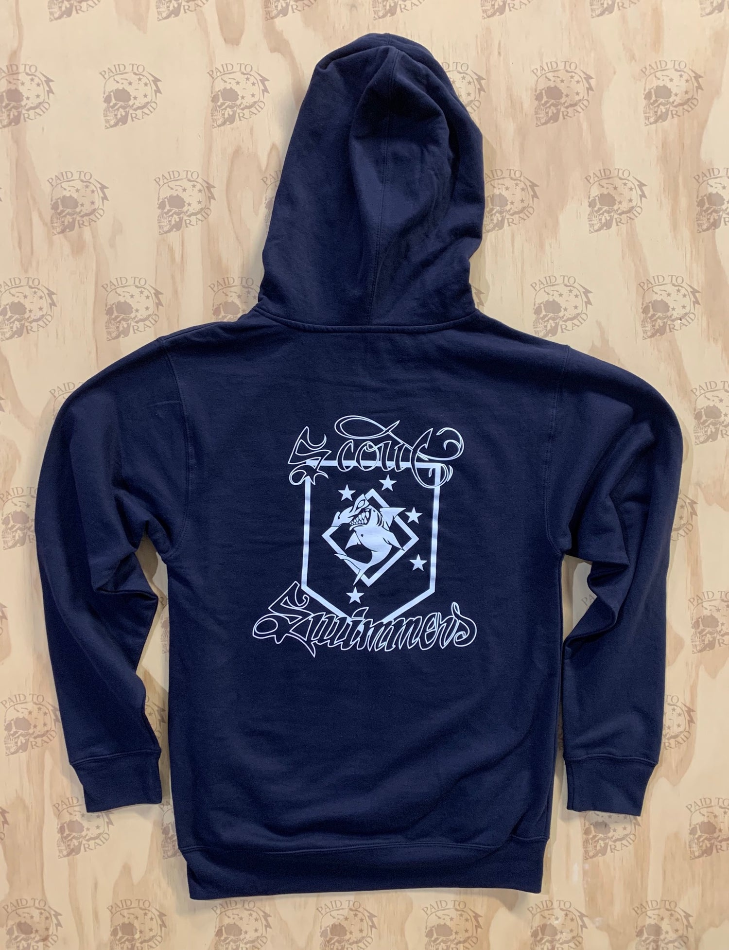 Image of Scout Swimmer Hoodie